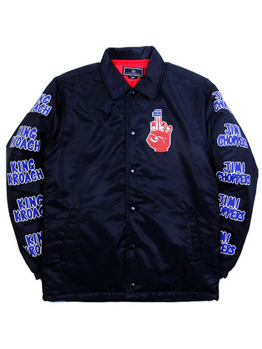 KINGKROACH X JIMI CHOPPERS COACH JKT