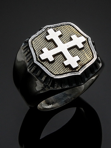 CRUSADER PRISON RING