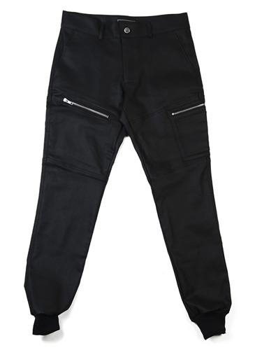 COATED JOGGER PANTS