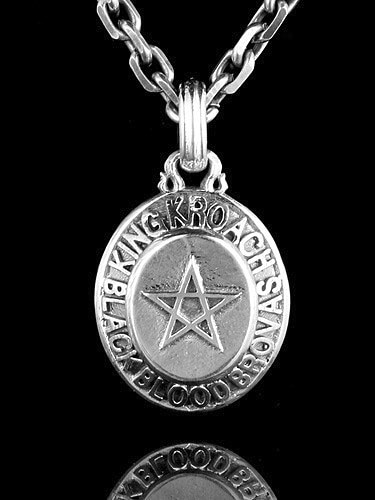 PENTAGRAM OFFICER PENDANT