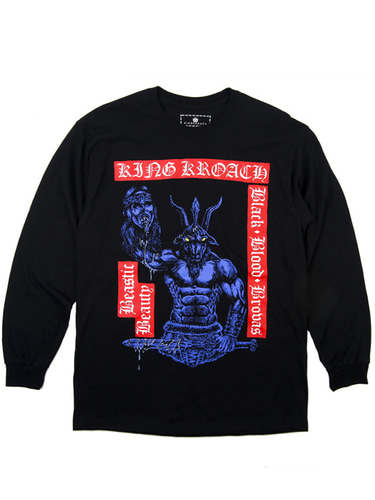 BAPHOMET WARRIOR L/S TEE
