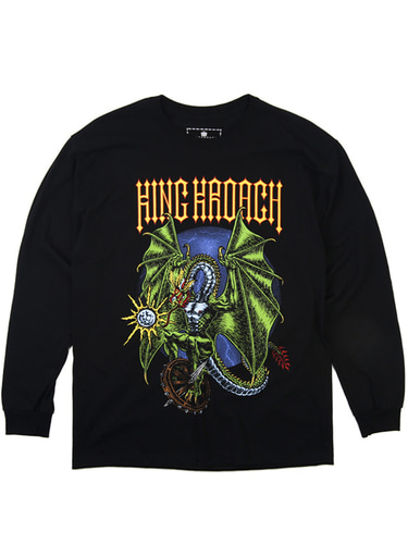 MAD DRAGON L/S TEE