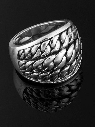 TRIPLE CHAIN RING