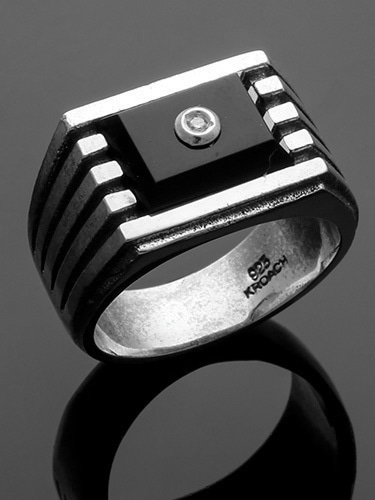 OFFICER LINE RING