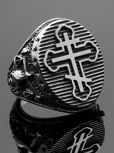 RUSSIAN KROSS VERDICT RING