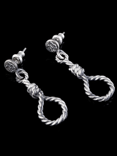 HANG ROPE EARRING